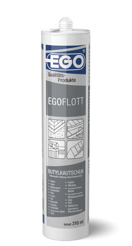 EGOFLOTT extrudable butyl rubber sealant