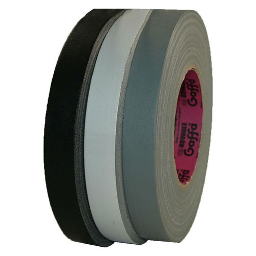 AT220 Gaffa Tape matt 19mm x 50m Gewebeband Klebeband Panzerband