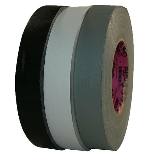 AT220 Gaffa Tape matt 25mm x 50m Gewebeband Klebeband Panzerband