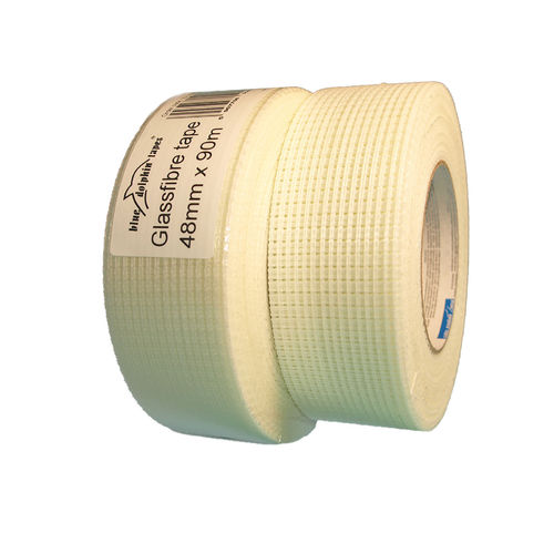 DRYWALL JOINTING TAPE Strong, flexible self-adhesive fiberglass mesh tape