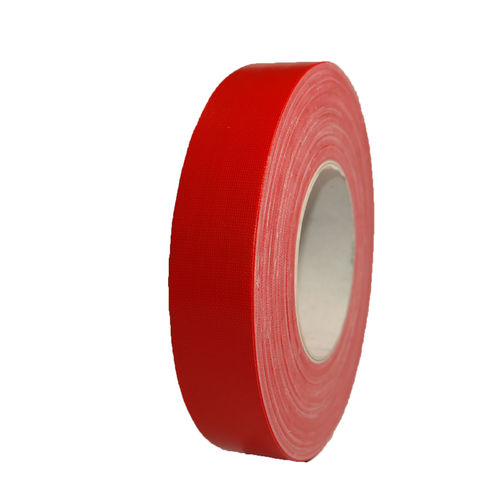 Stagetape red 30mm x 50m Gaffa Tape Fabric tape
