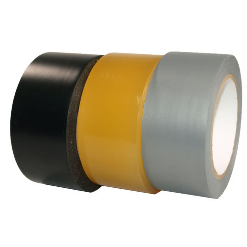 PVC Adhesive Tape Matt 33m Protection Tape Insulation Tape Marker Tape Floor Tape