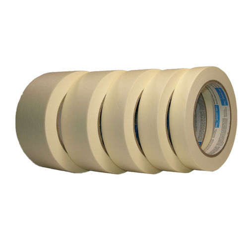 Painter Crepe Masking Tape 50m Adhesive Fine Band Masking Tape