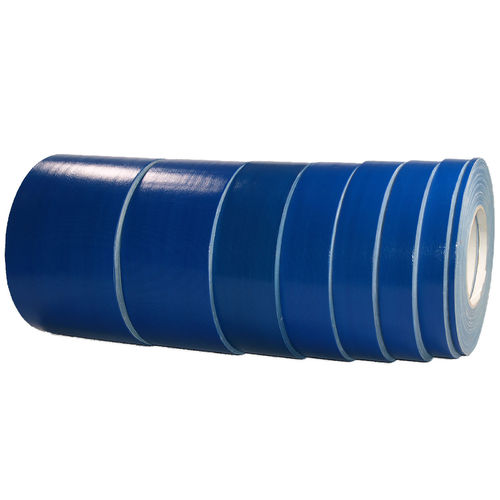 Strong Gloss Cloth Gaffa Tape Blue Waterproof