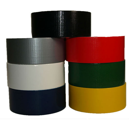 Duct Tape 50mm x 50m Textile adhesive tape
