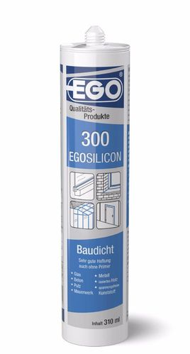EGOSILICON 300 Construction close high quality silicone sealant