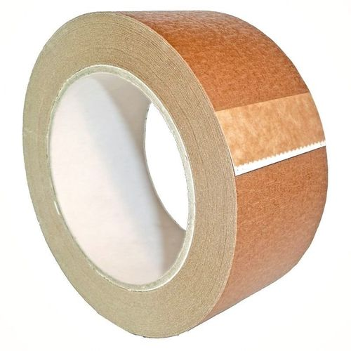 Paper packing tape 50mm x 50m high adhesive
