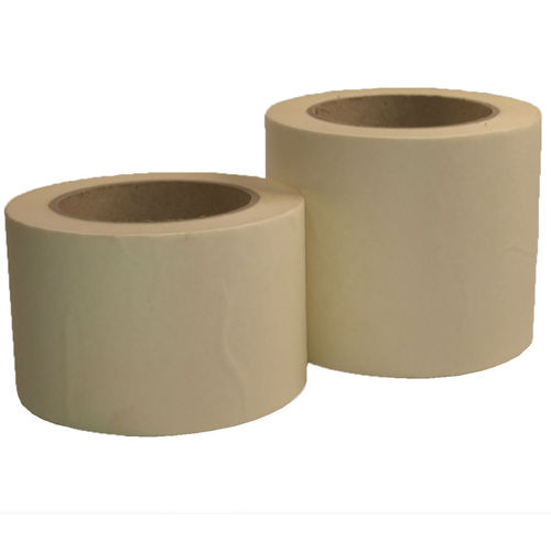 Fine crepe adhesive tape masking tape 100mm x 50m length painter crepe