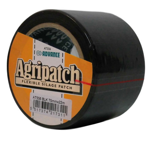 AT556 Agripatch® Silageflicken perforiert alle 150mm, 75mm x 22m