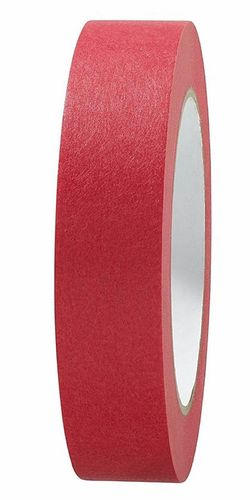 masking tape 50m UV plus 150 days fibre reinforced adhesive tape red