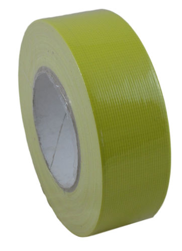 Concrete tape yellow 44mm x 50m 14 days UV