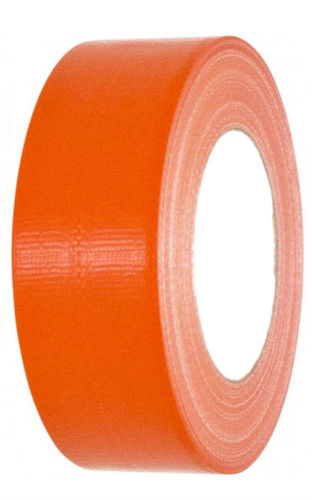 Concrete and wall tape Orange 44mm x 50m Aggressive adhesive
